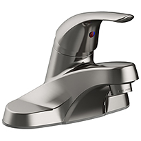Single Handle Washerless Valve Lavatory Faucets