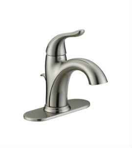 Single Handle Lavatory Faucet P4B-500BN