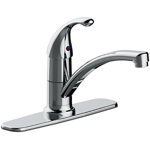 Single Handle Kitchen Faucet P4L-100C
