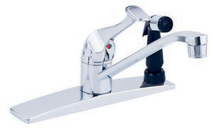 Single Handle Kitchen Faucet P4V-130C