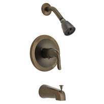 Tub & Shower Trim, Slip on Diverter Spout P4B-730ORB