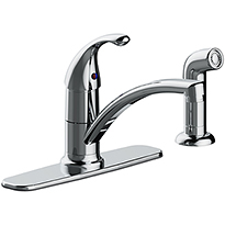 Single Handle Kitchen Faucet P4L-140C
