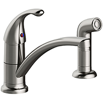 Single Handle Kitchen Faucet P4L-140SS